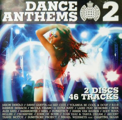 MOS Dance Anthems 2 2010