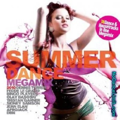VA - Summer Dance Megamix 2010