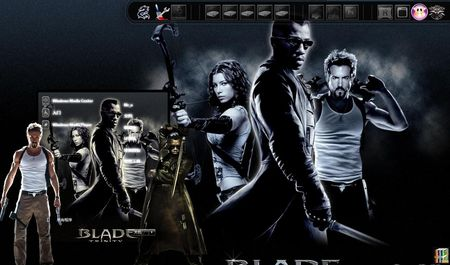 Windows 7 Themes: Blade