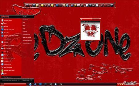 Windows 7 Themes - RedZone