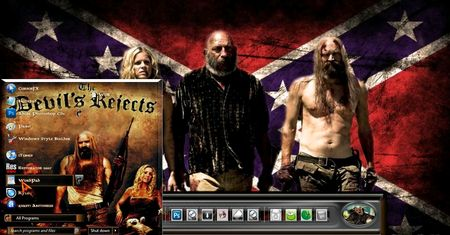 Windows 7 Themes - The Devil's Rejects