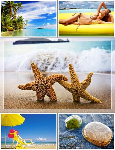Wallpapers - Tropical Paradise Pack 9